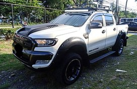Selling Ford Ranger 2017 Automatic Diesel in Pasay