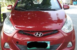 Selling 2nd Hand Hyundai Eon 2014 in Apalit