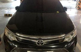 2nd Hand Toyota Camry 2016 for sale in Parañaque