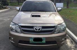 Toyota Fortuner 2005 Automatic Diesel for sale in Marikina