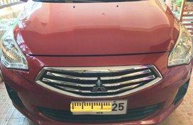 Selling Mitsubishi Mirage G4 2015 at 70000 km in Imus