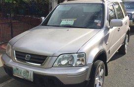 Selling Honda Cr-V 1998 Automatic Gasoline in Las Piñas