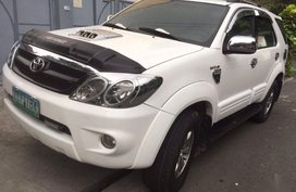 Toyota Fortuner 2007 Automatic Diesel for sale in Quezon City
