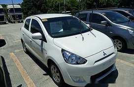 Sell White 2015 Mitsubishi Mirage in Manila