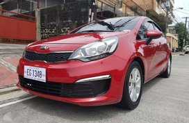 Selling 2nd Hand Kia Rio 2016 in Calasiao