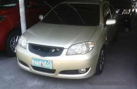 Selling Beige Toyota Vios 2006 Automatic Gasoline
