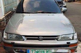 Selling Silver Toyota Corolla 1997 Manual Gasoline at 21326 km