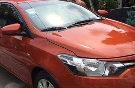 Used Toyota Vios 2015 Automatic Gasoline for sale in Biñan