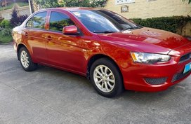Selling Used Mitsubishi Lancer 2013 at 50000 km in Quezon City