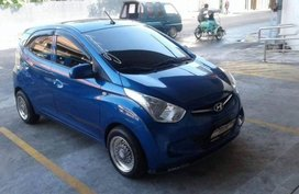 Selling Hyundai Eon 2016 Manual Gasoline in Bacolod
