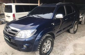 Used Toyota Fortuner 2008 for sale in Calumpit