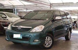 Selling Toyota Innova 2010 Manual Diesel in Makati