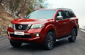 Sell Brand New 2019 Nissan Terra in Dasmariñas