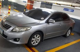 Toyota Altis 2008 Manual Gasoline for sale in Manila