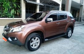 Isuzu Mu-X 2015 Automatic Diesel for sale in San Mateo