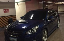 Subaru Legacy 2010 Automatic Gasoline for sale in Pasig