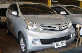 Silver Toyota Avanza 2014 Automatic Gasoline for sale in Manila