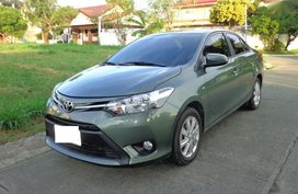 Selling 2nd Hand Toyota Vios 2018 Manual Gasoline at 20000 km in Dasmariñas