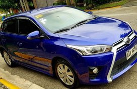 Toyota Yaris 2014 Automatic Gasoline for sale in Quezon City