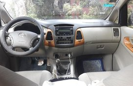 Toyota Innova 2010 Manual Diesel for sale in Alfonso