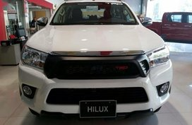Sell Brand New 2019 Toyota Hilux Automatic Diesel in Manila