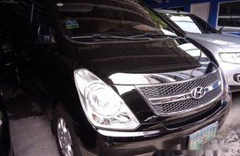 Black Hyundai Starex 2011 at 36843 km for sale in Parañaque