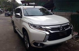 Selling Mitsubishi Montero 2018 Automatic Diesel in Silang
