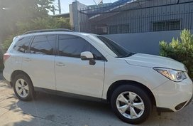 Sell 2nd Hand 2015 Subaru Forester Automatic Gasoline in Quezon City