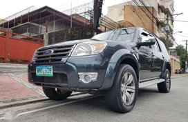 Ford Everest 2013 Manual Diesel for sale in Quezon City