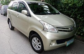 Toyota Avanza 2012 Manual Gasoline for sale in Taguig