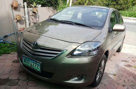 Selling Toyota Vios 2013 Automatic Gasoline in Tarlac City