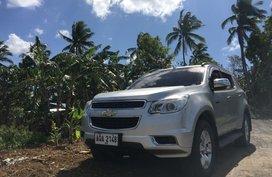 Sell Used 2014 Chevrolet Trailblazer at 60000 km in Pasig