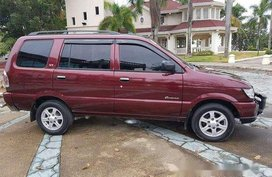 Sell Red 2013 Isuzu Crosswind at 10000 km in Talisay