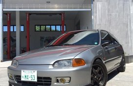 Sell 2nd Hand 1994 Honda Civic Hatchback in Parañaque