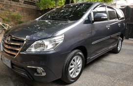 Selling Toyota Innova 2016 Automatic Diesel at 30000 km in Manila