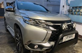 Selling Mitsubishi Montero Sport 2017 Automatic Diesel at 20000 km in Manila