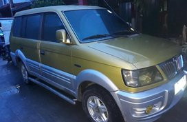 Sell 2nd Hand 2002 Mitsubishi Adventure at 130000 km in Santa Rosa