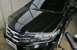 Black Honda City 2014 Automatic Gasoline for sale
