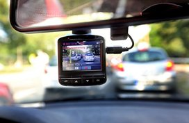 Why is a taxi dash cam important?