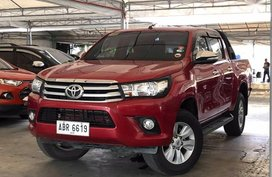 Sell 2nd Hand 2016 Toyota Hilux in Makati