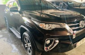 Selling Toyota Fortuner 2018 Automatic Diesel in Quezon City