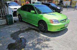 Selling Honda Civic 2003 Automatic Gasoline in Tanza