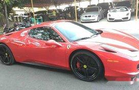 Sell Red 2013 Ferrari 458 in Manila