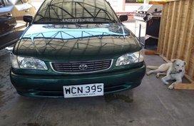 Selling Toyota Corolla 1998 Manual Gasoline in Puerto Princesa