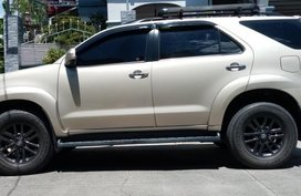 Selling Toyota Fortuner 2015 Automatic Gasoline in Imus