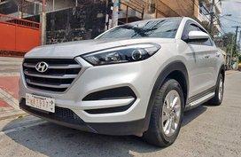Selling Hyundai Tucson 2017 at 40000 km in Manila