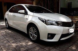 Toyota Altis 2016 at 20000 km for sale in Pasig