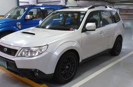 Selling Subaru Forester 2010 in Las Piñas