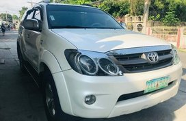 2nd Hand Toyota Fortuner 2006 for sale in Paniqui