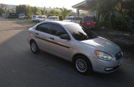 Hyundai Accent 2008 Manual Gasoline for sale in Las Piñas